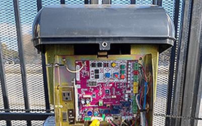 Gate operator – Access Control